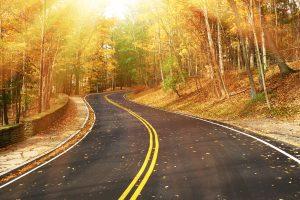 Route du bien-être et de l'épanouissement