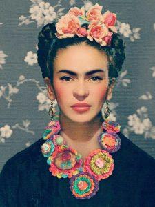 Frida Kahlo une femme source d'inspiration