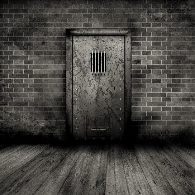 ne pas etre soi meme, c'est comme être enfermé