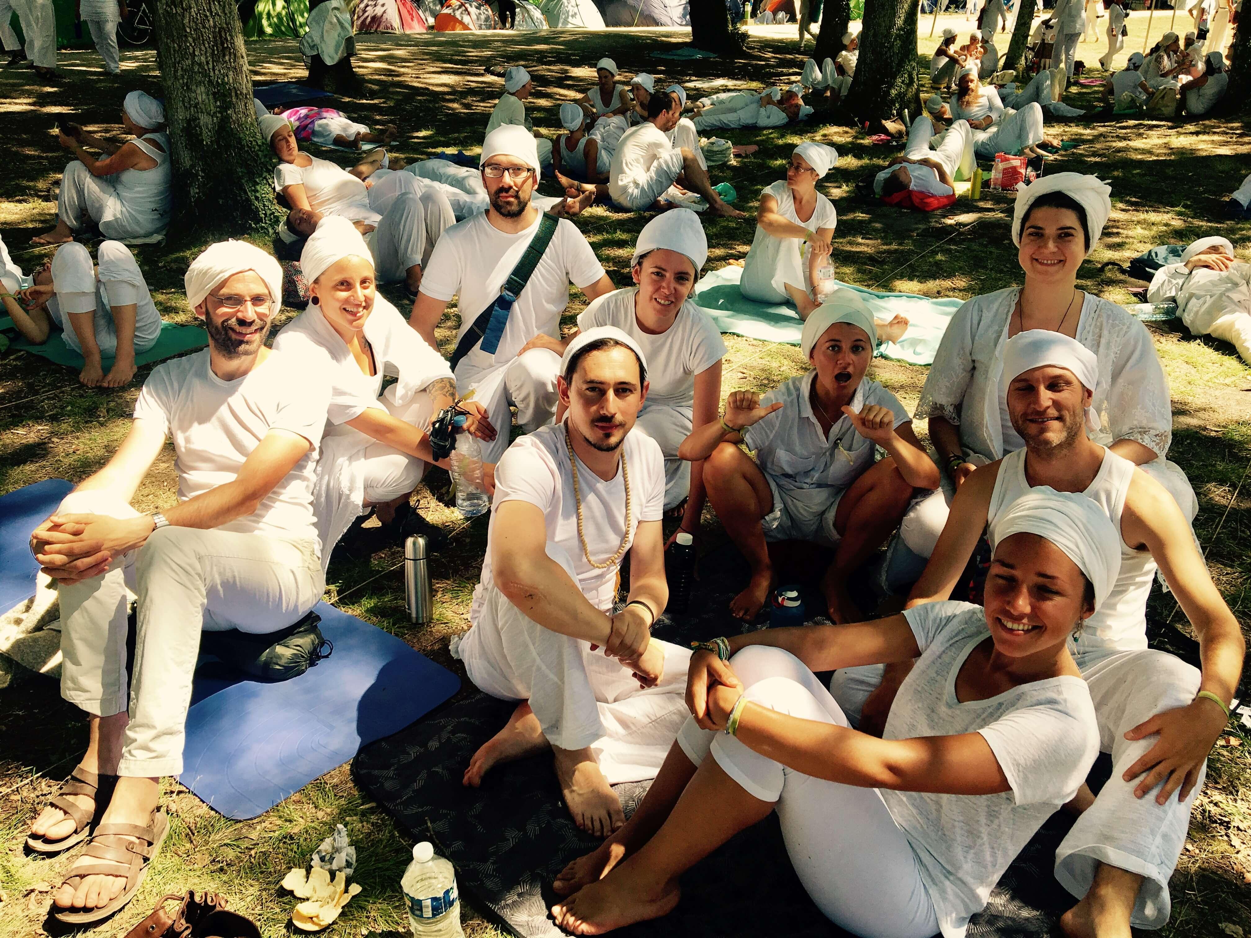 Le 3hO festival, un esprit d'équipe !