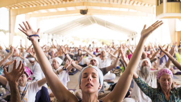 festival de yoga 3HO